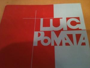 Luigi Pomata - Menu