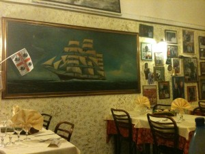 Stella Marina di Montecristo - Interni