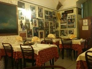 Stella Marina di Montecristo - Arredi