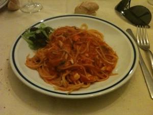 Stella Montecristo - Spaghetti alla Cernia