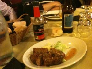 El Sabor Argentino - Chorizo criollo