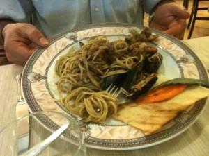 Opera prima - Spaghetti al cartoccio