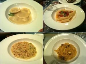 T Restaurant - Primi piatti