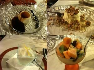 Sa Cardiga e Su Schironi - Dessert