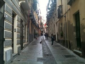 Principi di Dan - Via Napoli