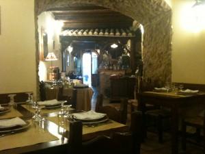 La Tavernetta - Interno