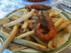 La Pineta 2 - Gran fritto