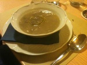 Palinka - Zuppa di castagne
