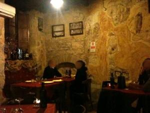 Taverna di Castello - Interno