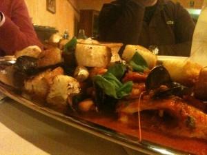 Osteria del Palco - Zuppa di mare