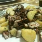 Kaika - Insalata di polpo con patate