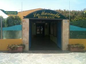 La Marinella - Ingresso