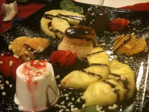 Terzo tempo - Dessert