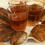 Royal - Cantucci e vinsanto