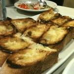 Al Cavour - Bruschette all'olio