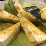 Al Cavour - Ricotta miele bottarga