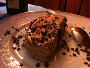 Picasso - Torta al cioccolato