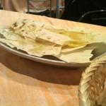 Su caboniscu - Carasau olio e aglio