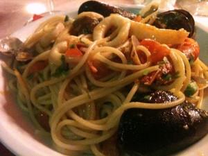 Al Castello - Spaghetti allo scoglio