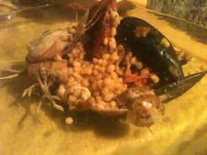 Ritual - Paella di fregola sarda