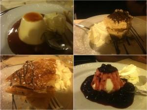 Zodiaco - Dessert