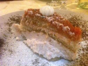 Locanda Margherita - Torta crema chantilly