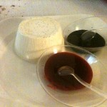 Show Kitchen - Panna cotta