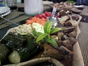 Ammentos - Verdure grigliate