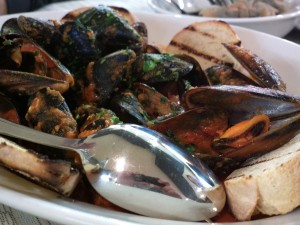 Black Diamond - Zuppa di cozzeBlack Diamond - Zuppa di cozze