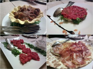 Ranch steak house - Antipasti di carne