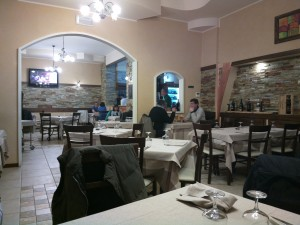 Ranch steak house - Interno