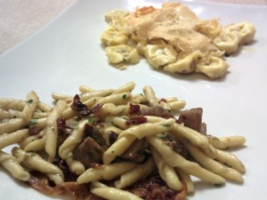 Ranch steak house - Trofie e tortellini