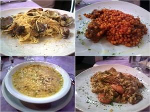 Sapori d'Ogliastra - Primi piatti