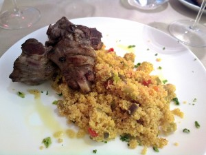Villanova - Cous Cous agnello