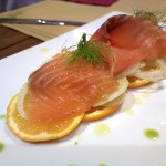 Corso 12 - Salmone marinato