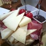 Corso 12 - Tagliere di salumi e formaggi