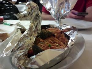 Galilei - Spaghetti al cartoccio