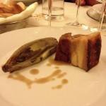 Taras - Pancetta in agrodolce indivia