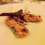 Taras - Sarde marinate con panzanella