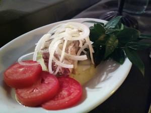 L'Oasi - Tonno pomodori e cipolle