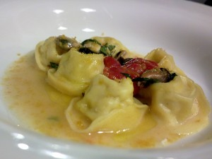 Lucitta - Tortelli di pesce