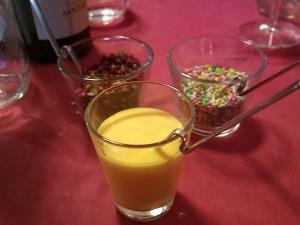 Punjabi - Mousse al mango