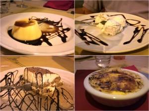 Taverna Marina - Dessert