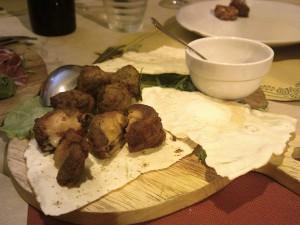 Taverna Marina - Funghi
