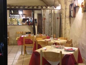 Taverna Marina - Interno