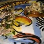 Mare Nostrum - Alici, tortino, ventresca.