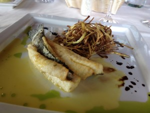 Le Mole - Spigola di Calasetta