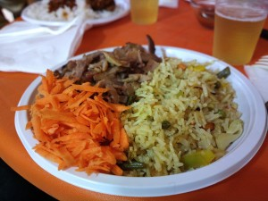 wazobia - riso kebab carote