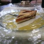 Cronta - Crostata di albicocche