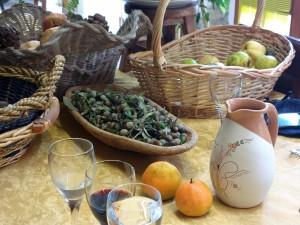 Perella - A tavola